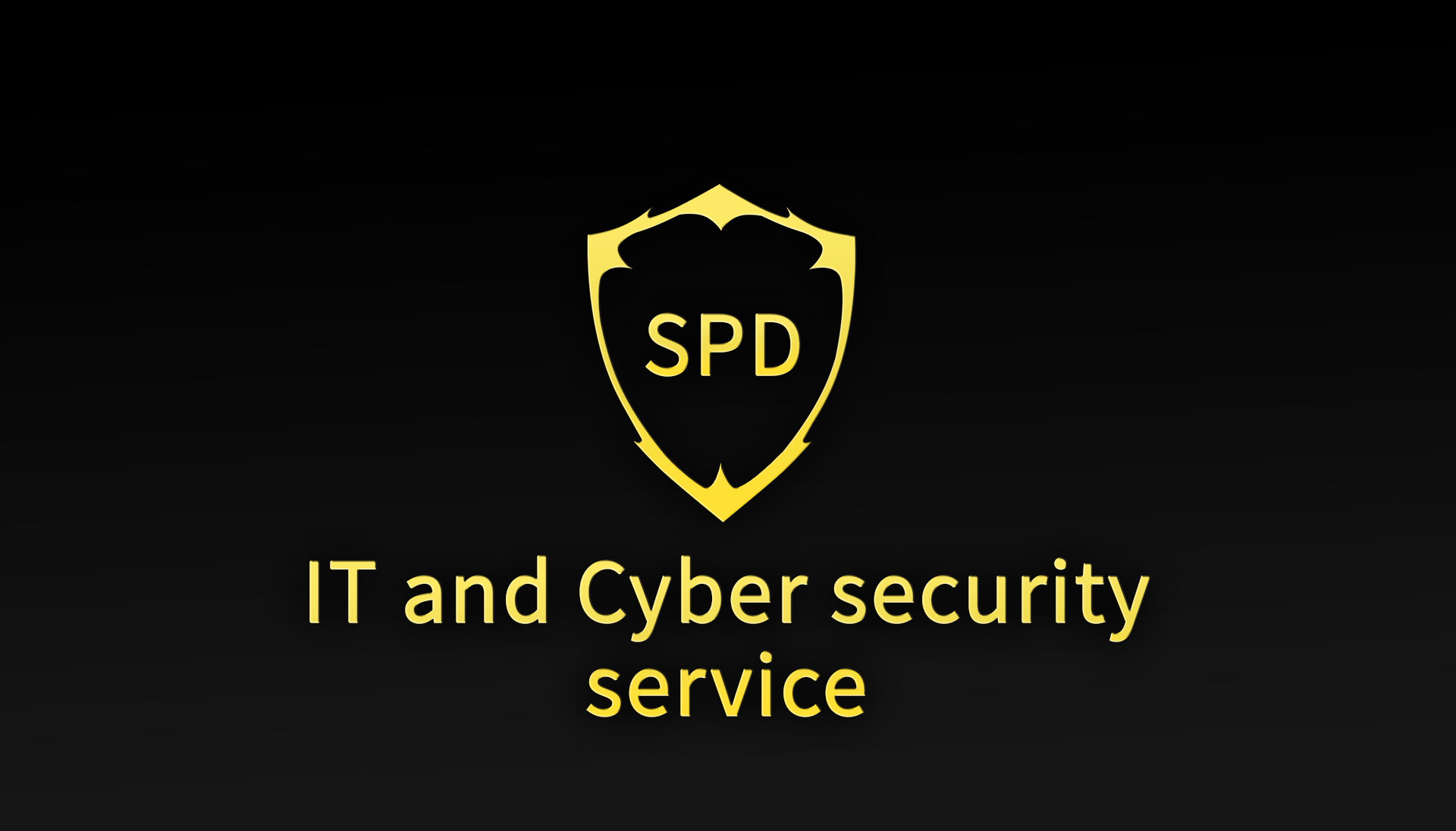 SPD.IO Cyber Security IT and Cyber security service